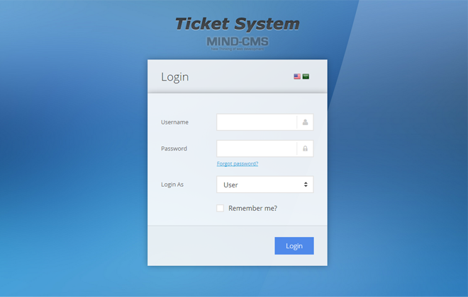 ticketsys login